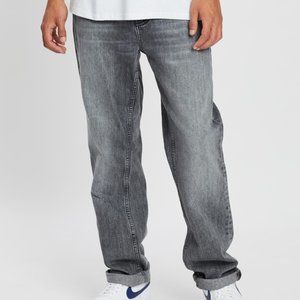 Nudie Jeans Relaxed Straight High Rise 100% Organic Cotton Unisex Jean
